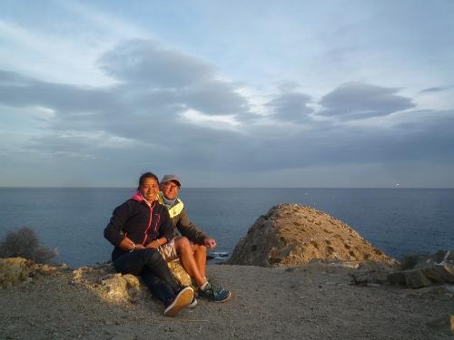 On top of Rock Isle