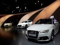 Audi latest models