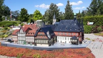 Ilsenburg village