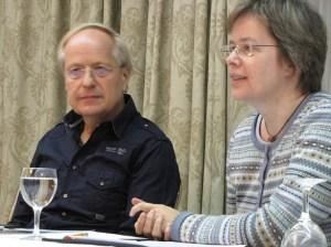 Felix de Cuveland und Nicola Balkenhol