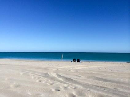 Fishing by the sea - Ningaloo Reef Marine Park ©Danielle Ryan