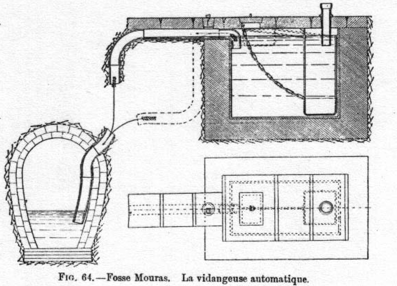 A Brief History Of Septic Tanks Sewage Wastewater Treatment Tank Schematic
