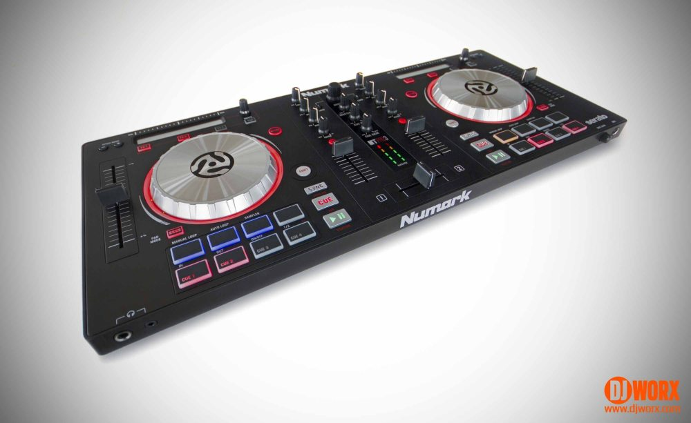 medium resolution of numark mixtrack pro 3 serato dj intro controller review 11