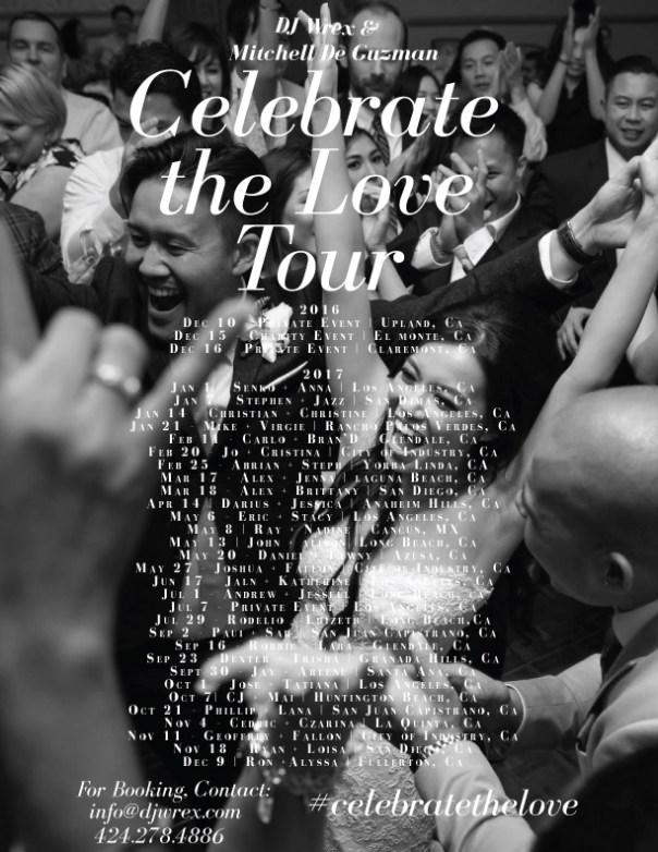 dj wrex mitchell de guzman calendar