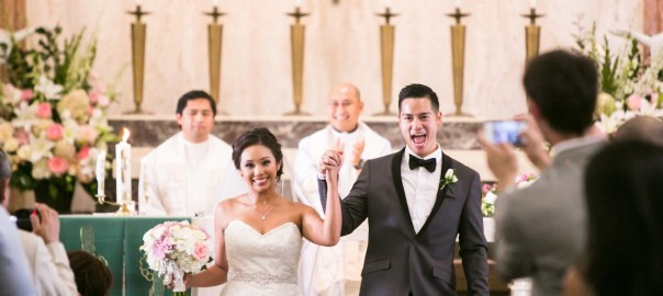 hip hop r&b wedding ceremony recessional hotel del coronado
