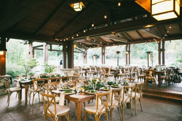 Best Southern California Outdoor Wedding Venues - Descanso Gardens