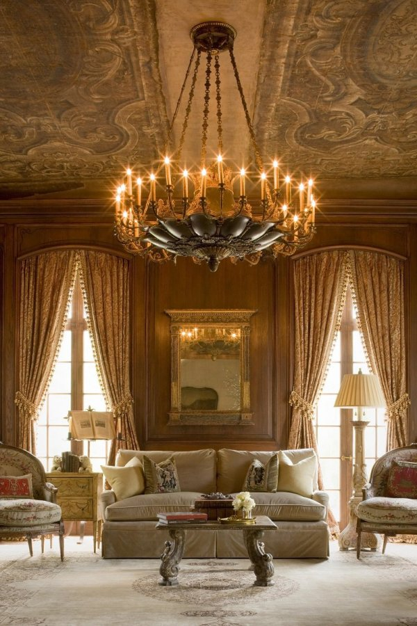 French Chateau In Texas Kara Childress - Dk Decor