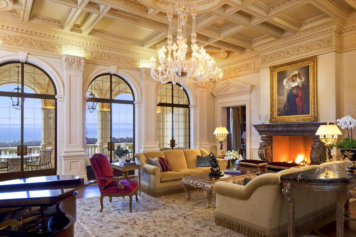 contemporary living room design ideas accent rugs montecito italian palazzo: sfa - dk decor
