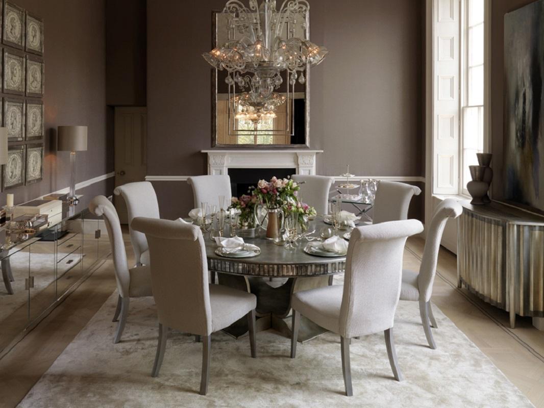 20 Outstanding Designer Dining Rooms  Dk Decor