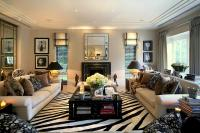 Hollywood Inspired Interiors: St George's Hill