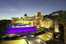Contemporary Hillside Luxury Estate Bel Air - Dk Decor