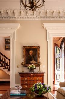 Charleston Traditional Living Room