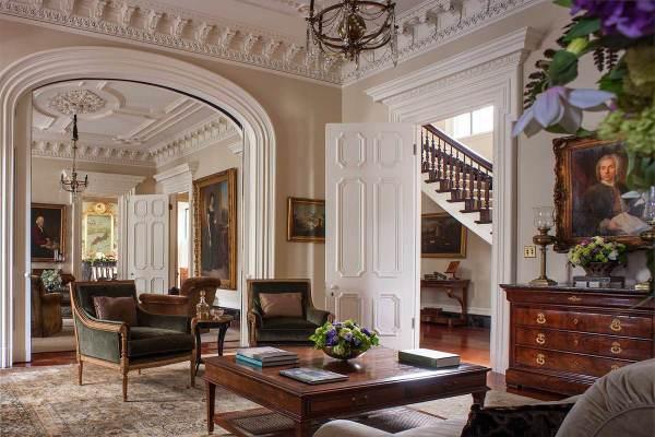 Charleston Historic Home Interiors