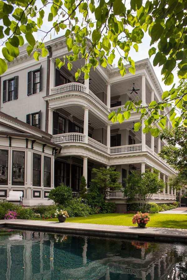 Southern Mansion Charleston SC
