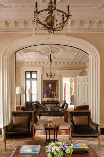Historic Charleston Interiors Living Room