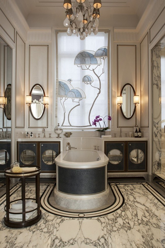Bespoke Designed Interiors Avenue Montaigne  Dk Decor