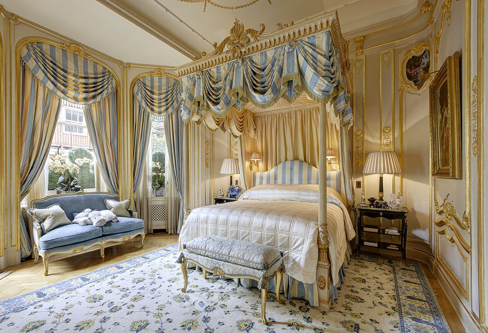bedroom drama a look at canopy beds
