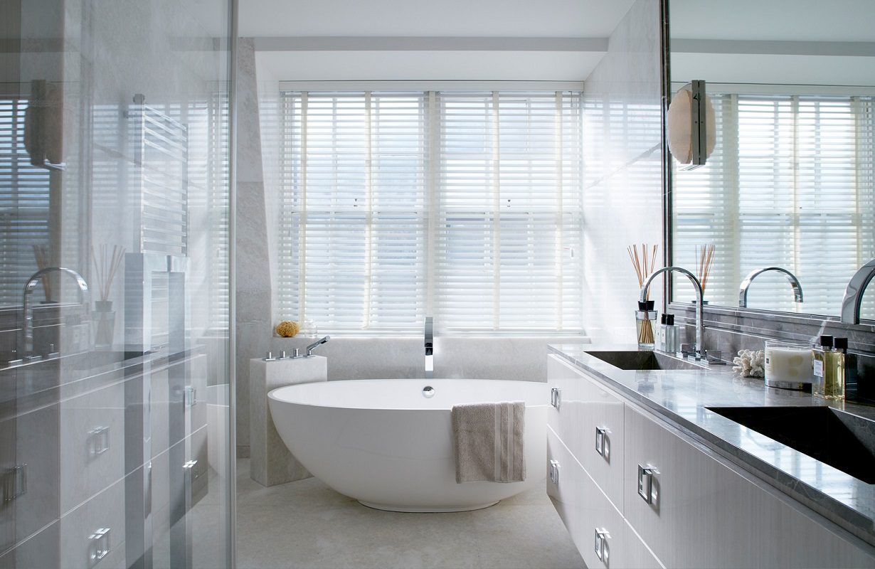Modern Luxury Bathrooms  Dk Decor