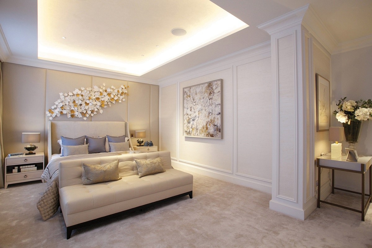 Luxury Interior Design Mayfair DK decor