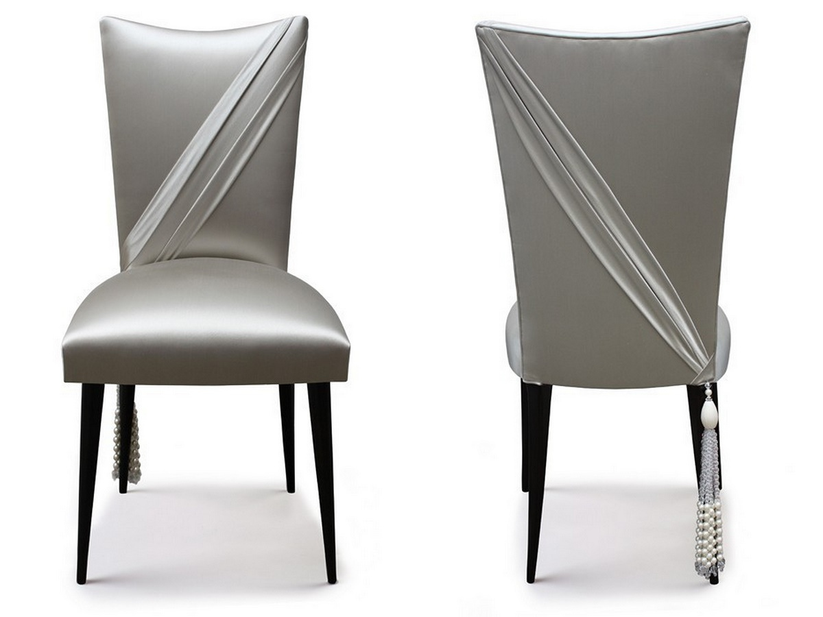 Stiletto Chair Luxury Upholstery Aiveen Daly Dk Decor