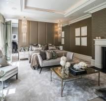 Neo-georgian Style English Estate - Dk Decor