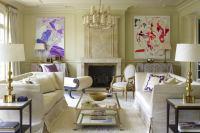 Living Room Design: American Designers