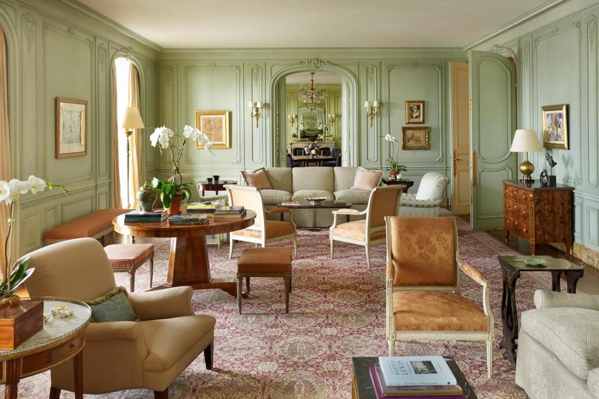 Traditional Interior Design Thomas Jayne  Dk Decor