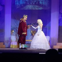 «Золушка» на сцене «Икара»