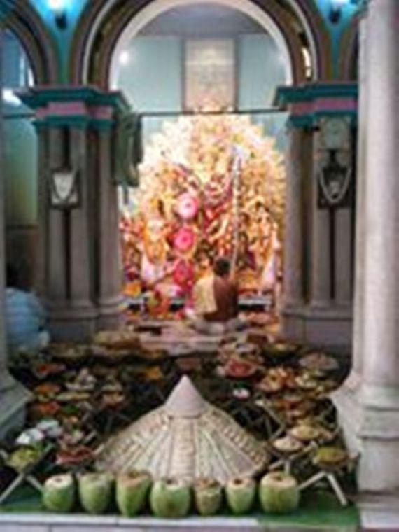 Image result for সন্ধিপুজো