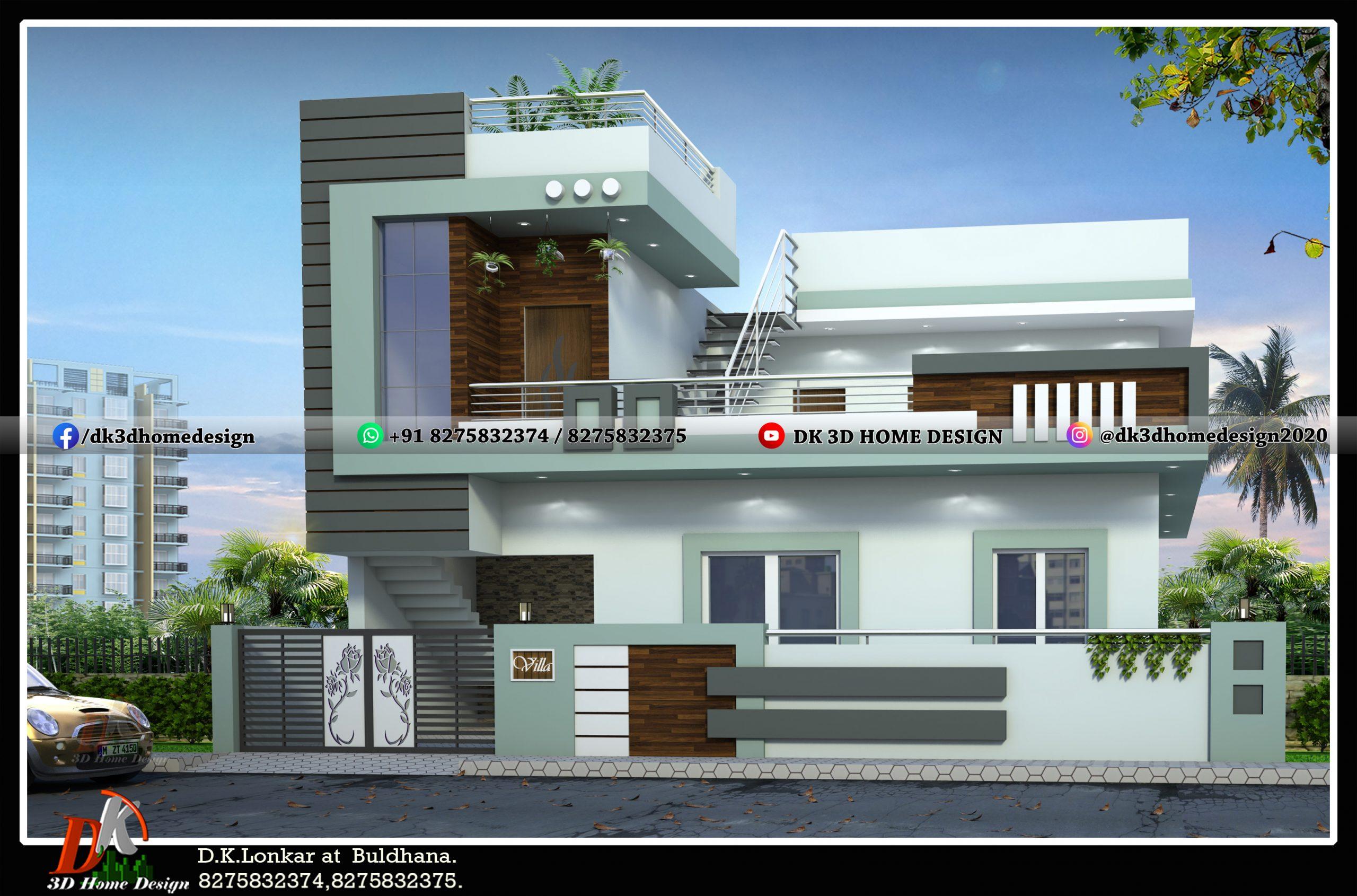 home elevation design