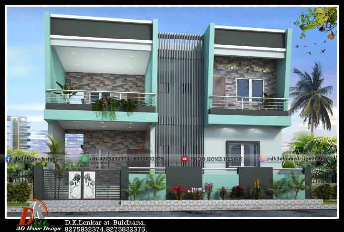 Beautiful simple modern house design image