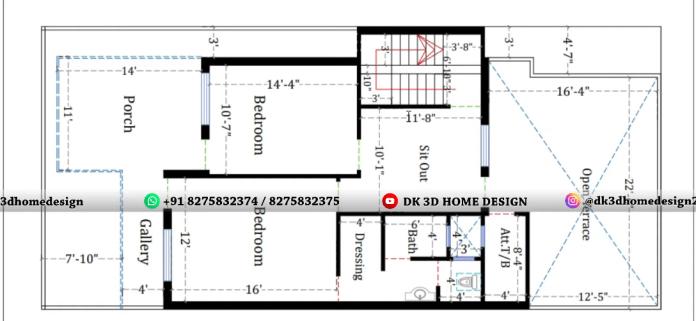 1800 sq ft house plan