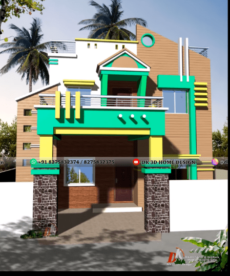 exterior paint color combinations for indian houses