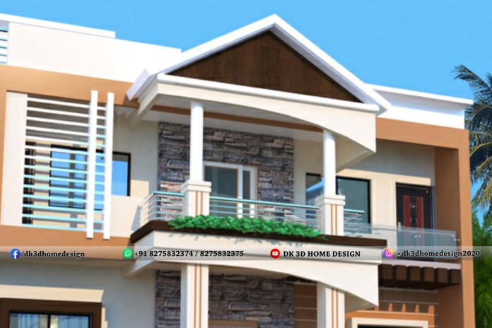 design of balcony railing