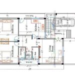 1200 sq ft house plan with car parking