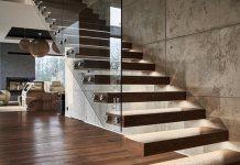 dimension of staircase as per vastu