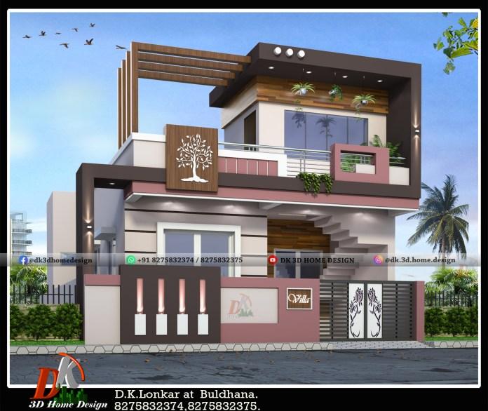 28x50 house exterior color combinations 3d