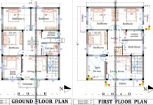 3 cent house plan low budget