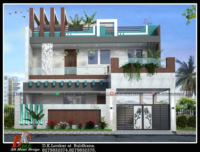 best colour combination for house exterior