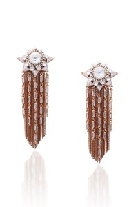 Tassel earrings - Accessories
