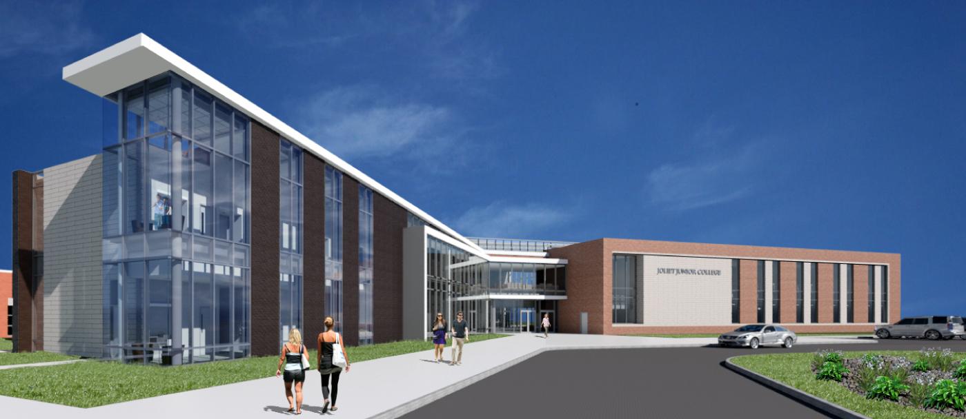 Joliet Junior College  Demonica Kemper Architects