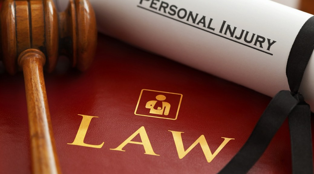 Filing Personal Injury Cases in NJ