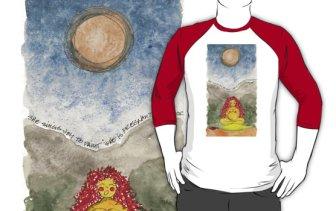 2014 6 9 She Sang to the Full Moon fig,white_red,raglan,ffffff.u4