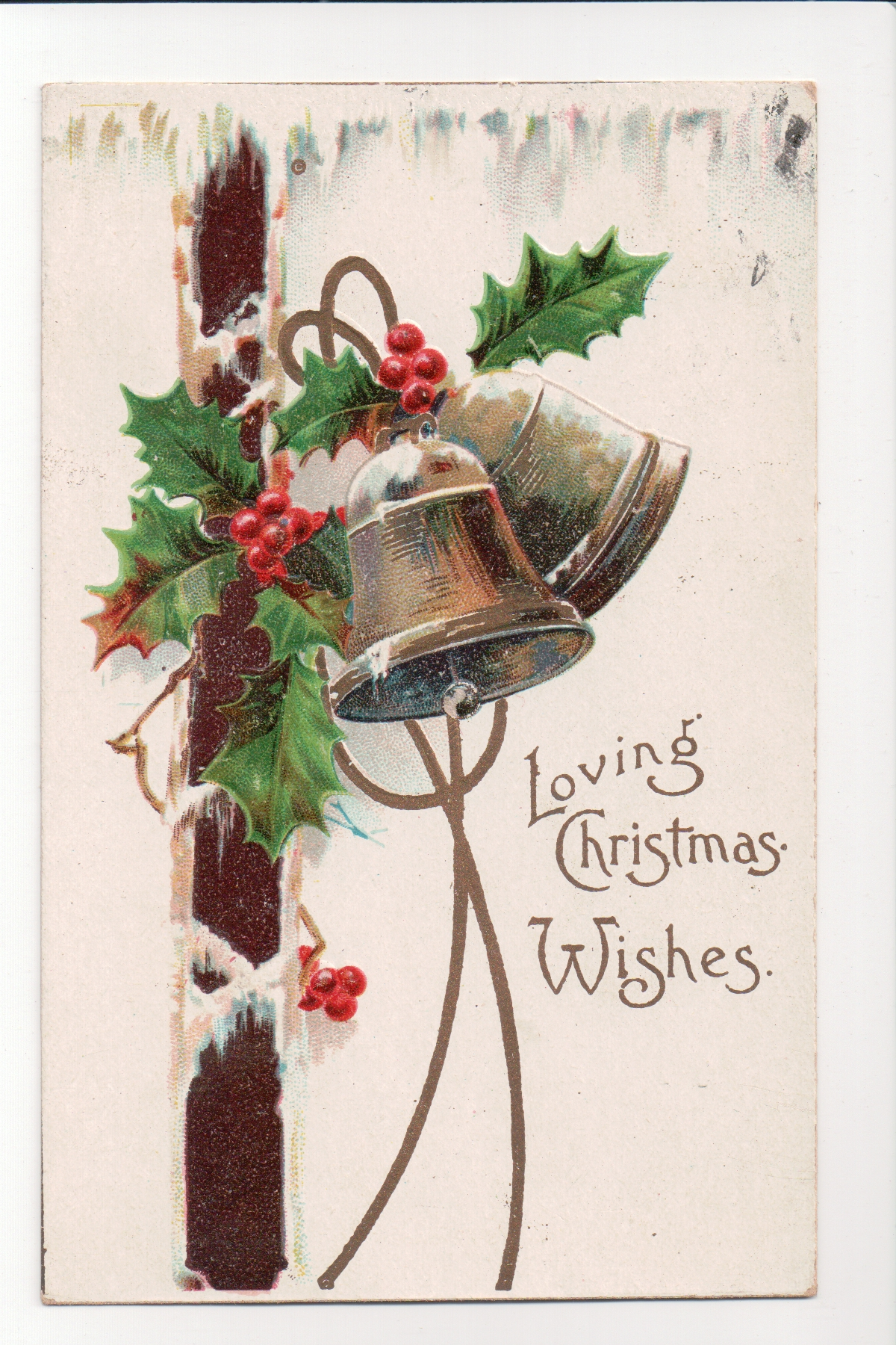 Christmas Postcards Shoots Roots And Leaves