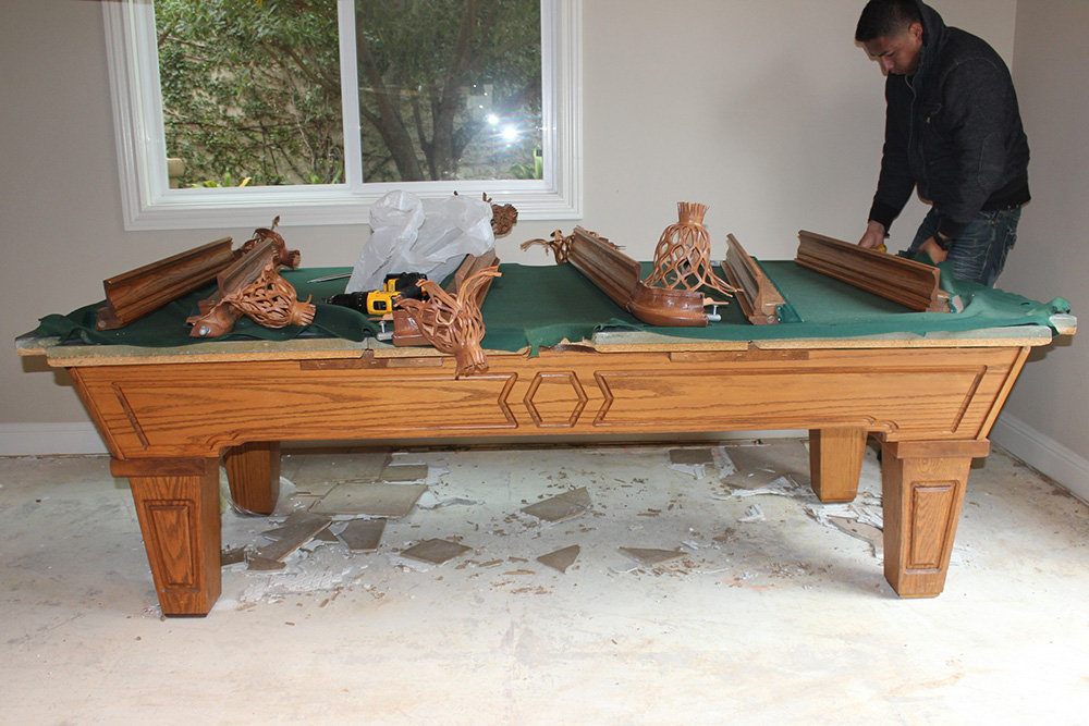 Beach Manufacturing Pool Table Reviews