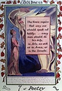William Blake Tarot © Ed Buryn.