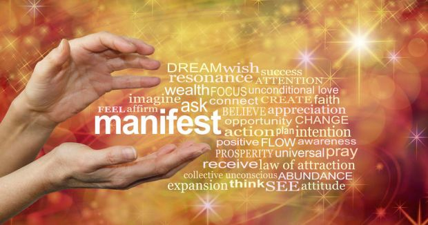 manifest your dream DK Brainard