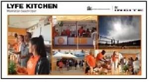 DKC Incite and LYFE Kitchen Hit the Manhattan Beach Open  DKC