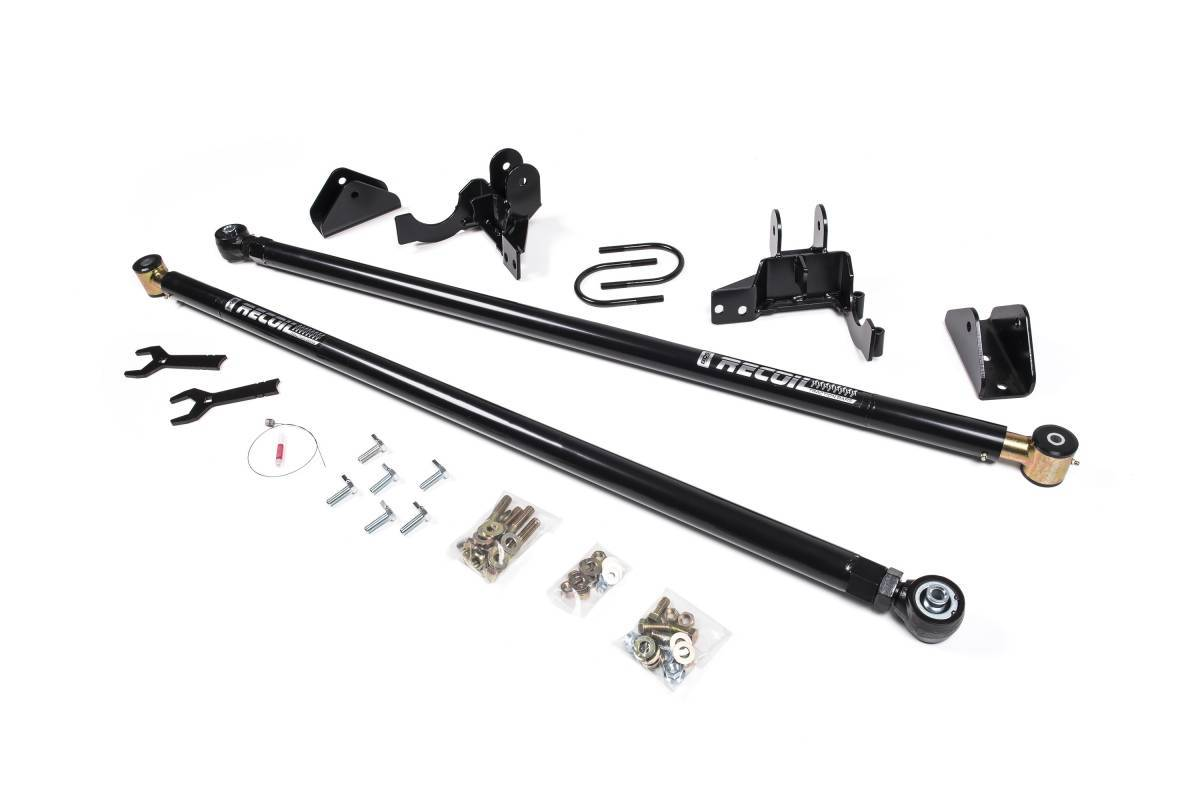 BDS Suspension #121408 RECOIL Traction Bar System Chevy
