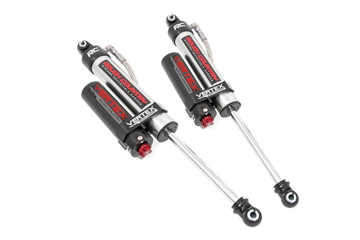 Gm Rear Adjustable Vertex Shocks 07 19 Silverado Sierra